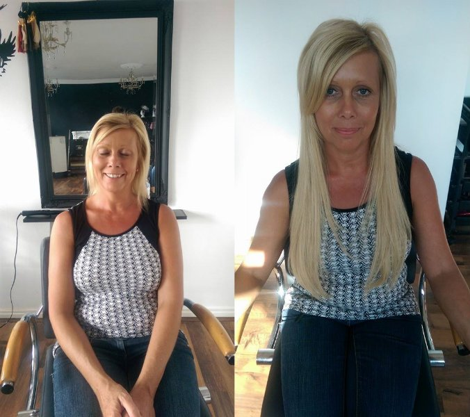 Mini Tip Hair Extensions 20Inches