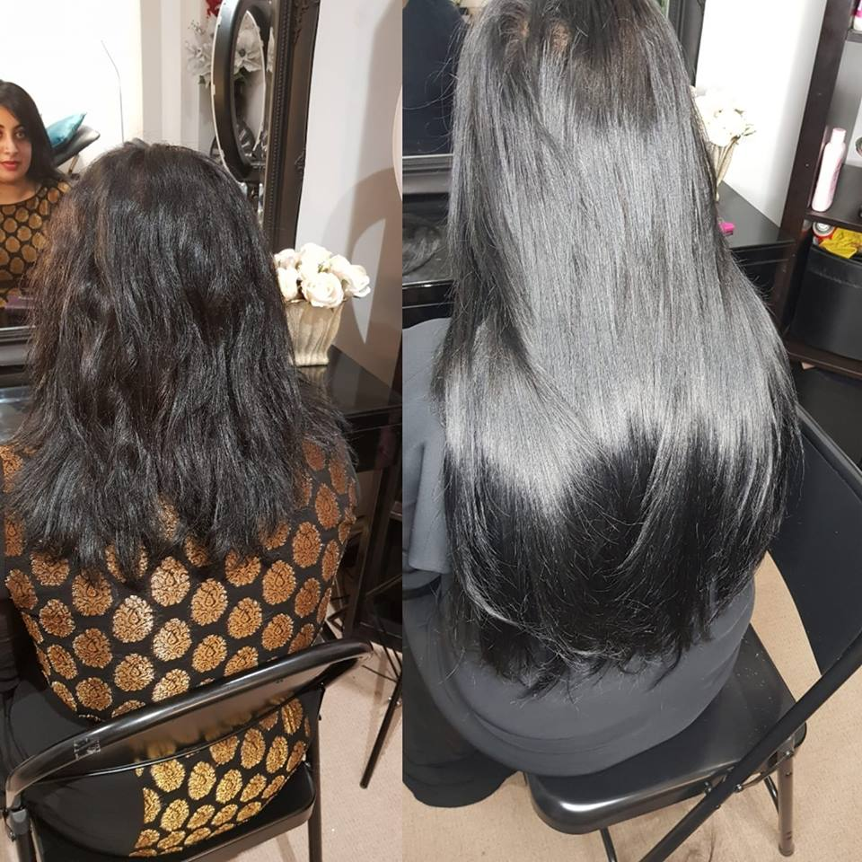 Individual Mini Tip Hair Extensions 22 Inches