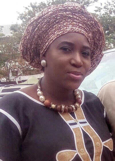 Evelyn Osagie (Nigeria) is