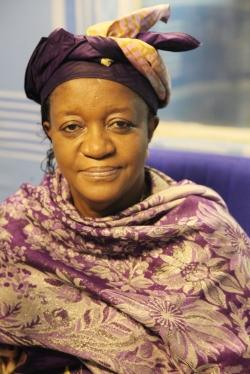 Zainab Bangura, former Under-Secretary General of the UN (Credit: MONUSCO/ Myriam Asmani, CC BY-SA 2.0)