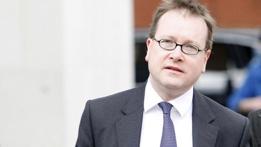 Northern Ireland Attorney General John Larkin