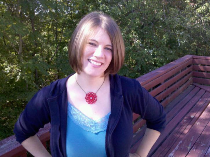 Rachel Held Evans. Photo from Twitter.