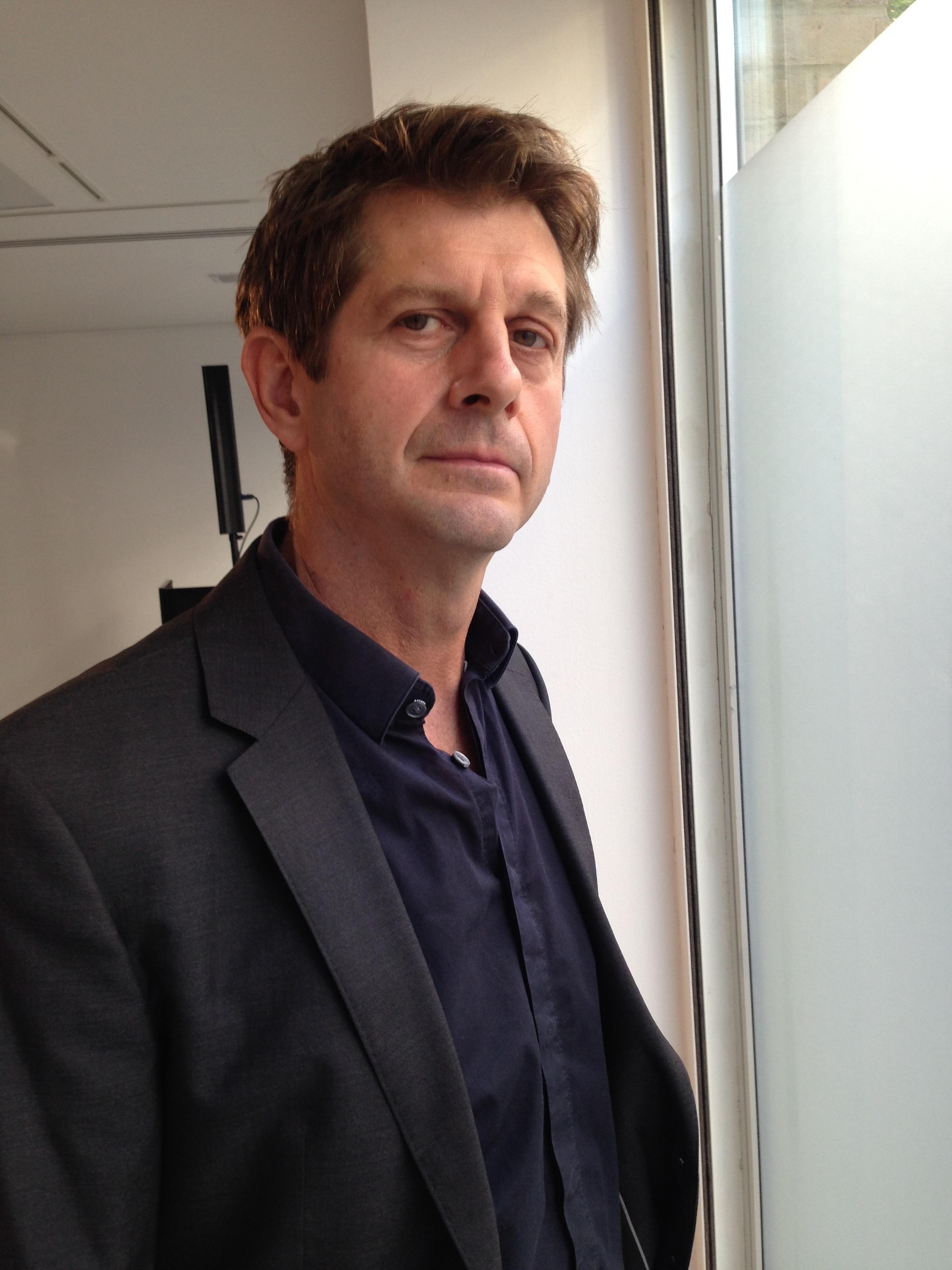 Christopher Roche. Photo by Jenny Taylor Media.