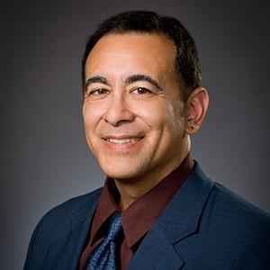 Dr. Boropeza, a theology professor at Azusa Pacific University. Photo from APU.