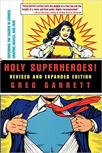 Dr. Greg Garrett's book.
