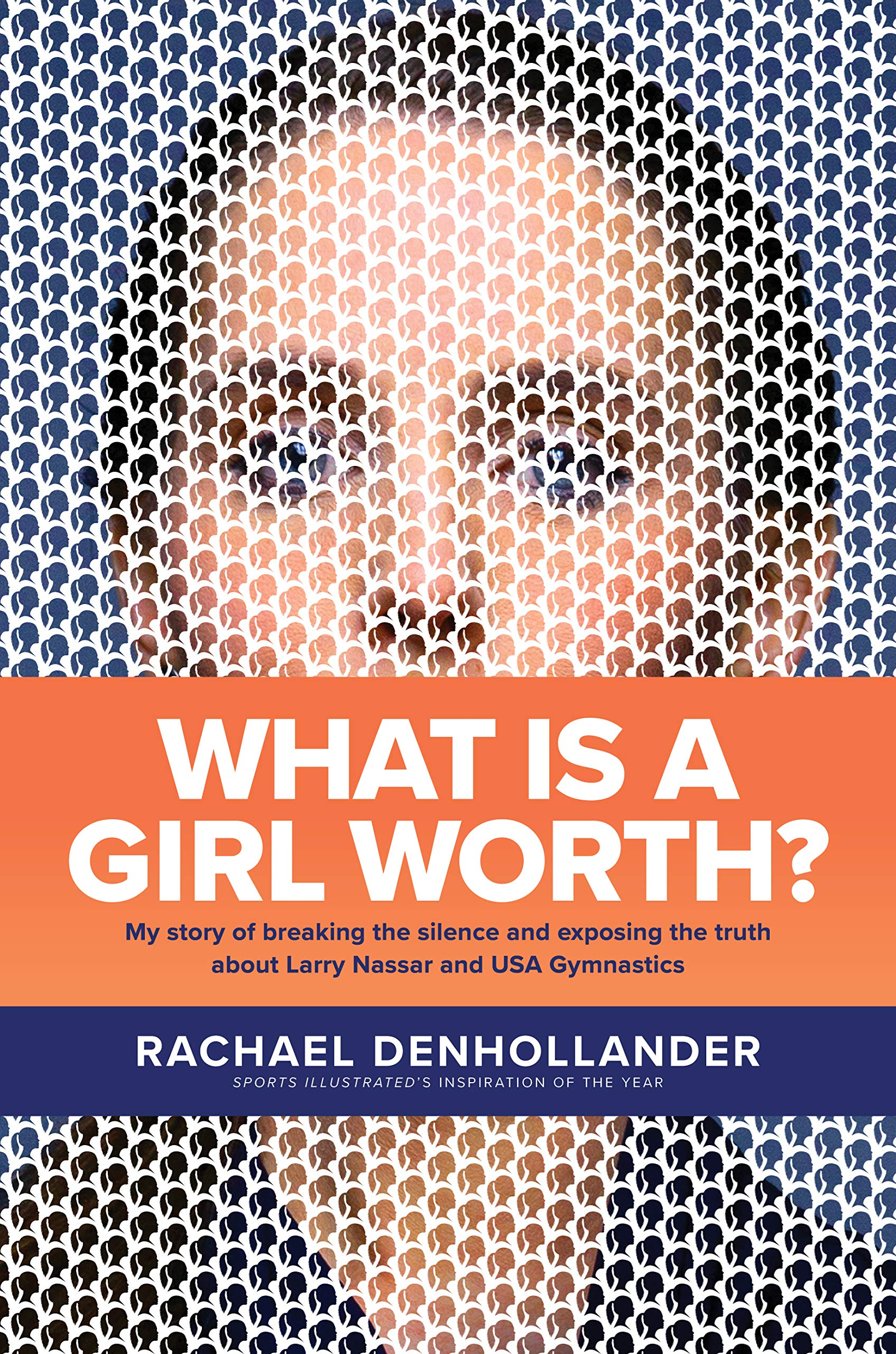 The cover of  What is a Girl Worth?