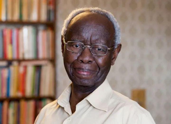 John Samuel Mbiti. Photo courtesy of family.
