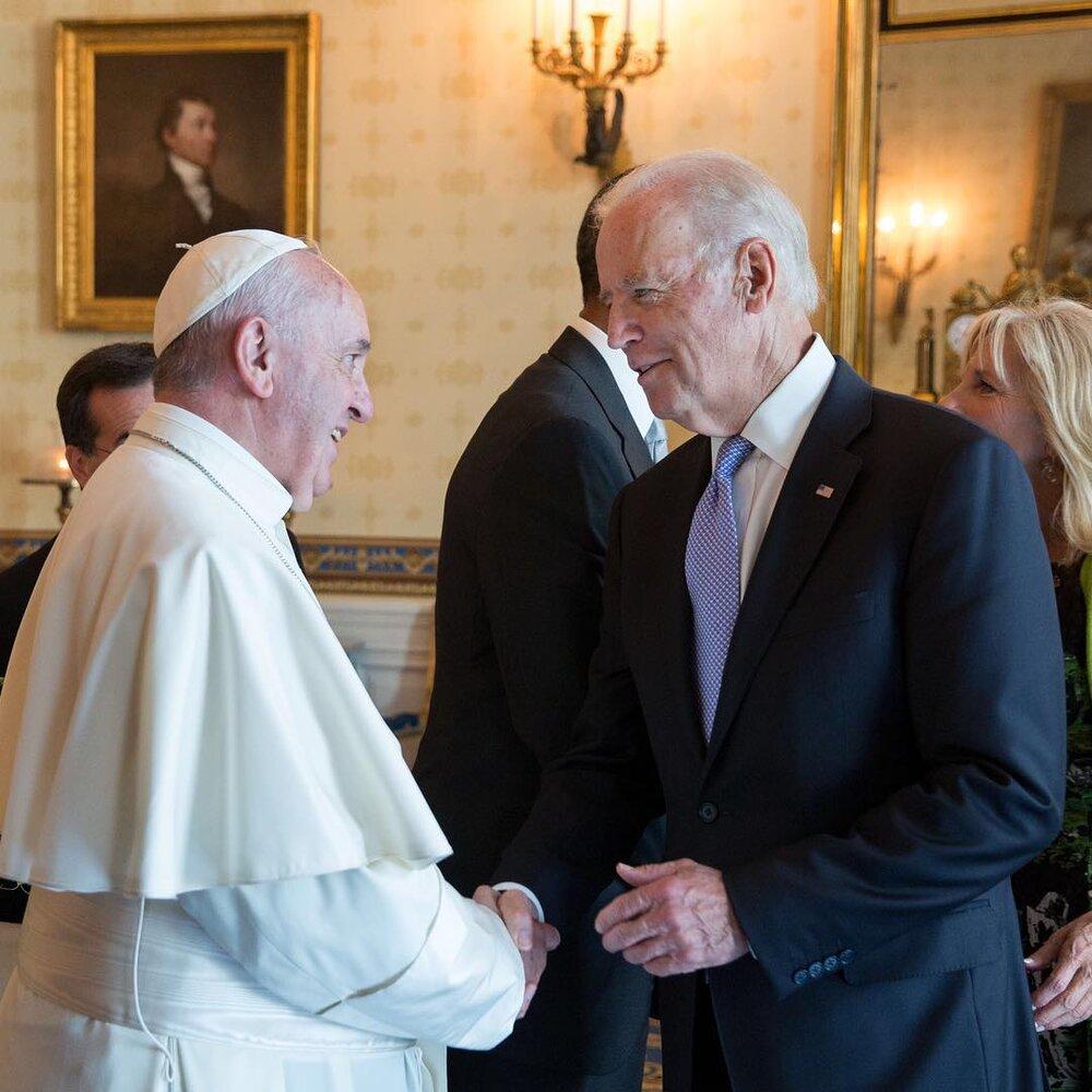 President Biden is a fan of Pope Francis, but is Francis a fan of Biden?