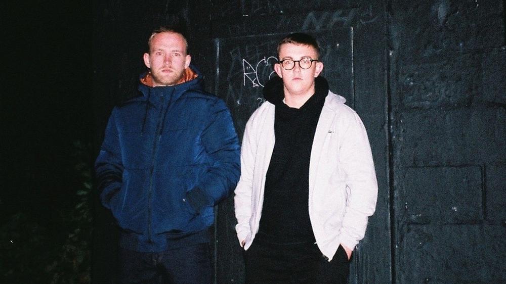 Craigie Knowes : Max (left), Mitch(right)