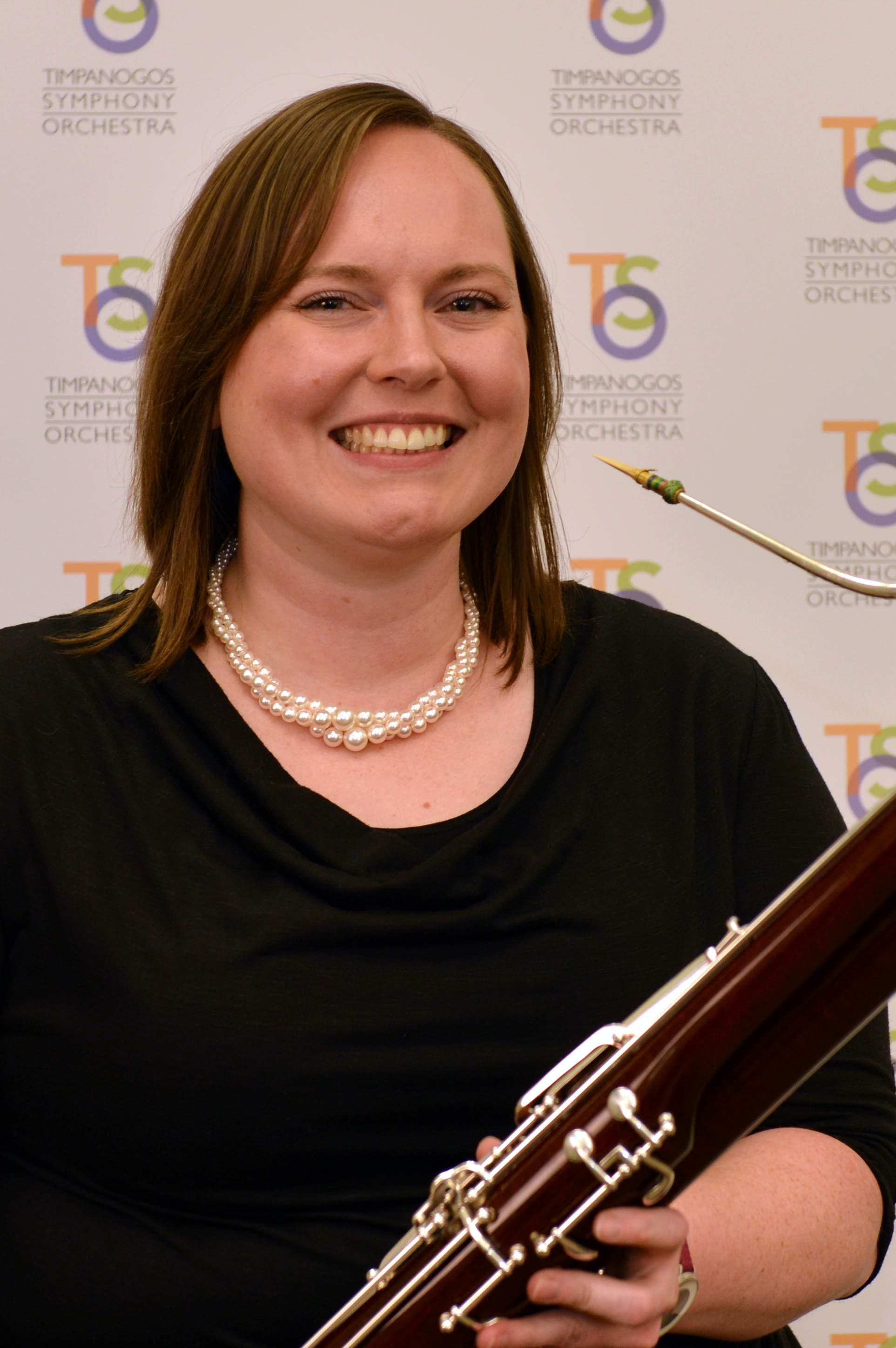 Christine Roach , 2nd Bassoon