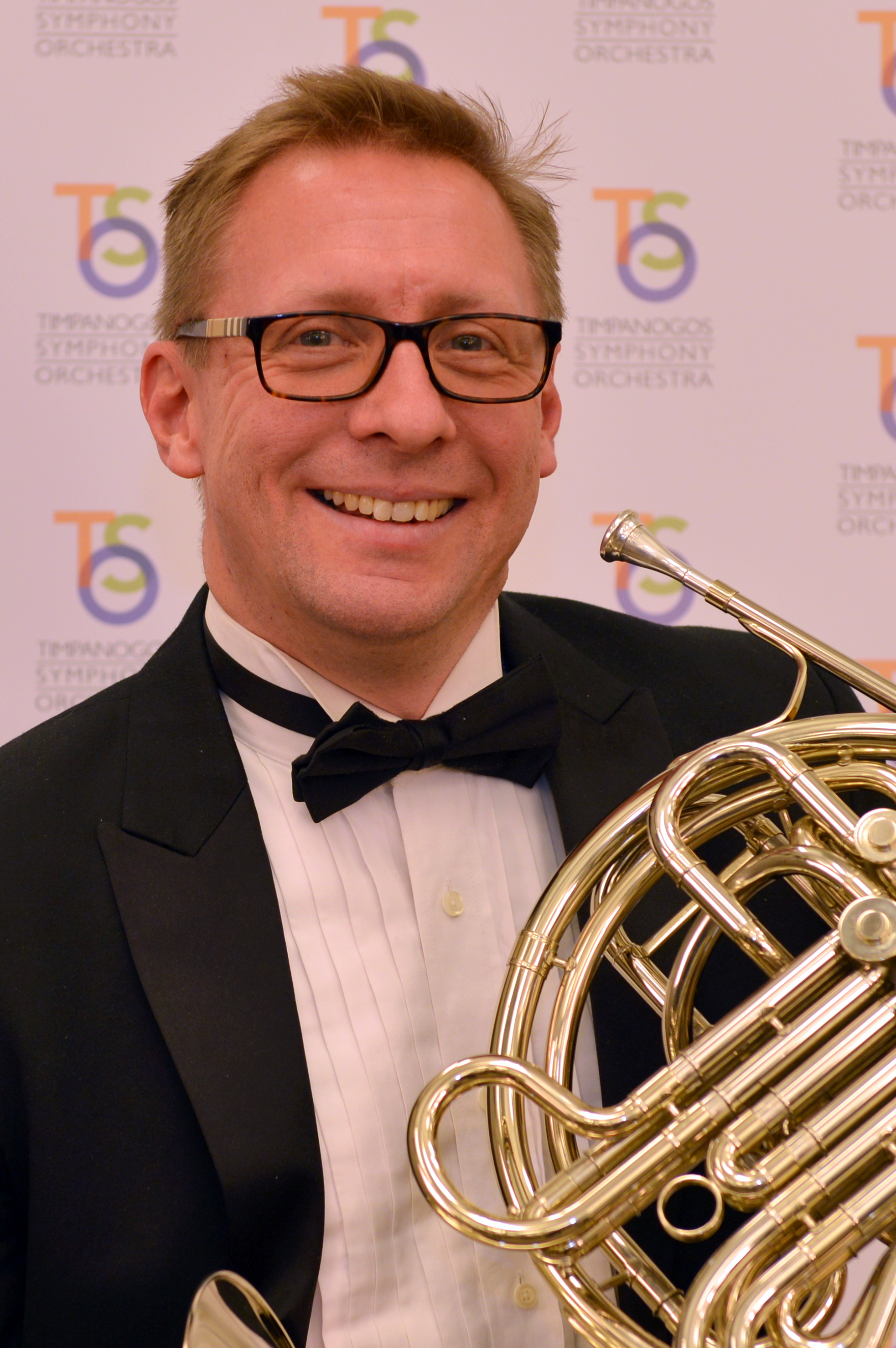 Brad Freestone , Principal French Horn