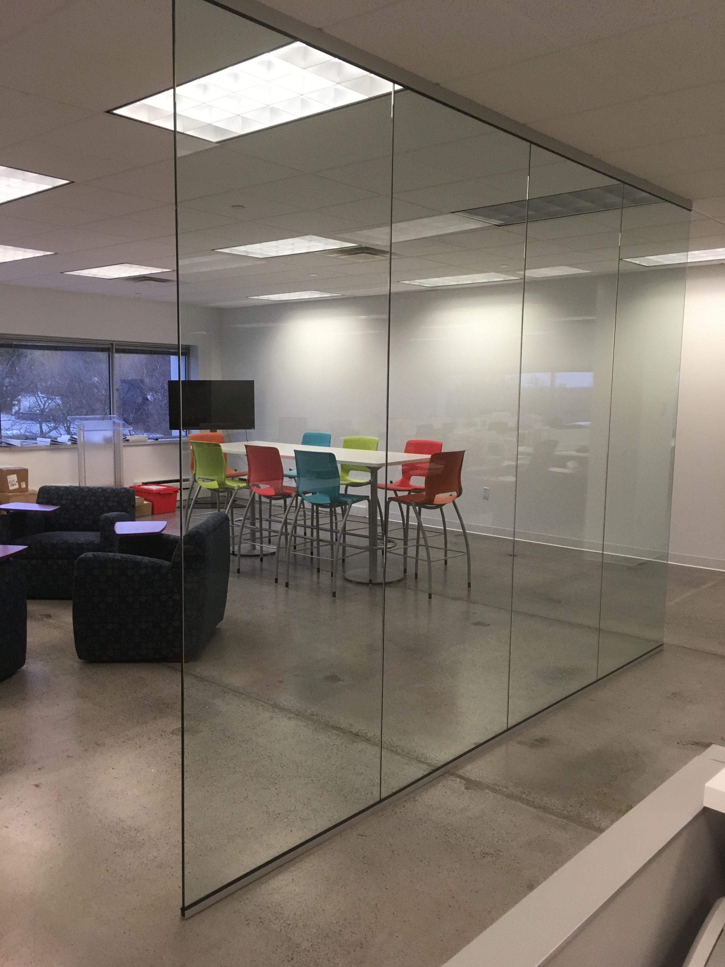 Tennant Fit Out- Parsippany, NJ