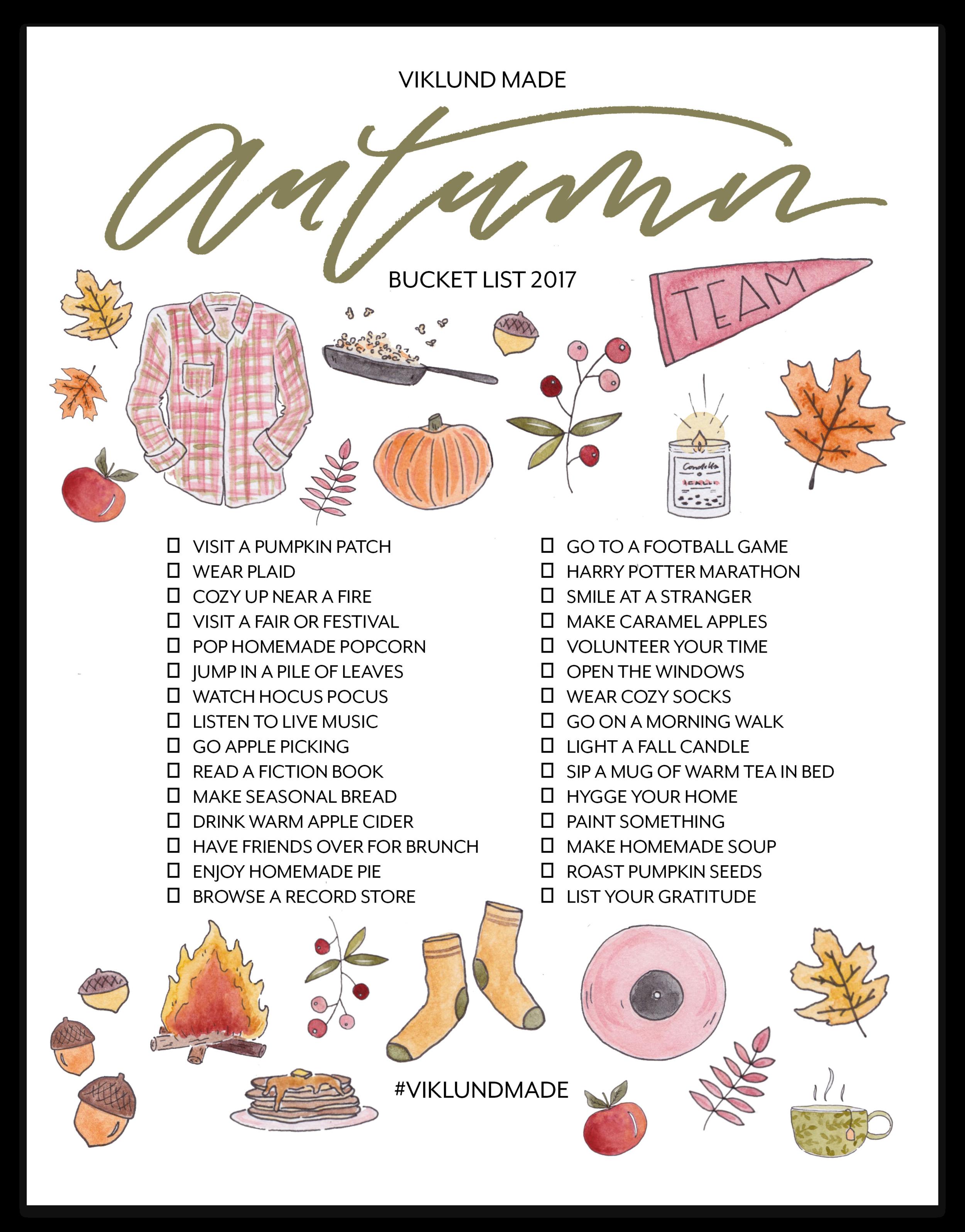 Viklund Made Autumn Bucket List 2017.png