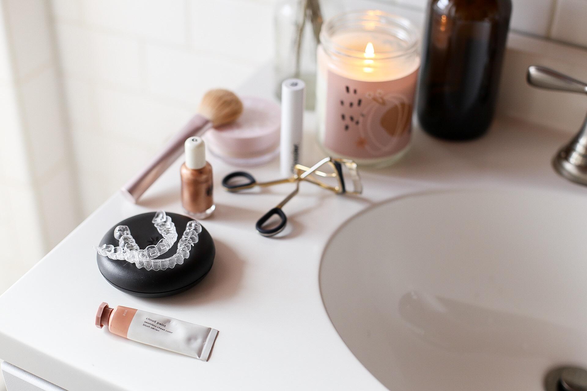 MY INVISALIGN JOURNEY WITH ORTHODONTIC ASSOCIATES  |  Viklund Made Brittany Viklund Motherhood Interiors Illustration Styling Blog