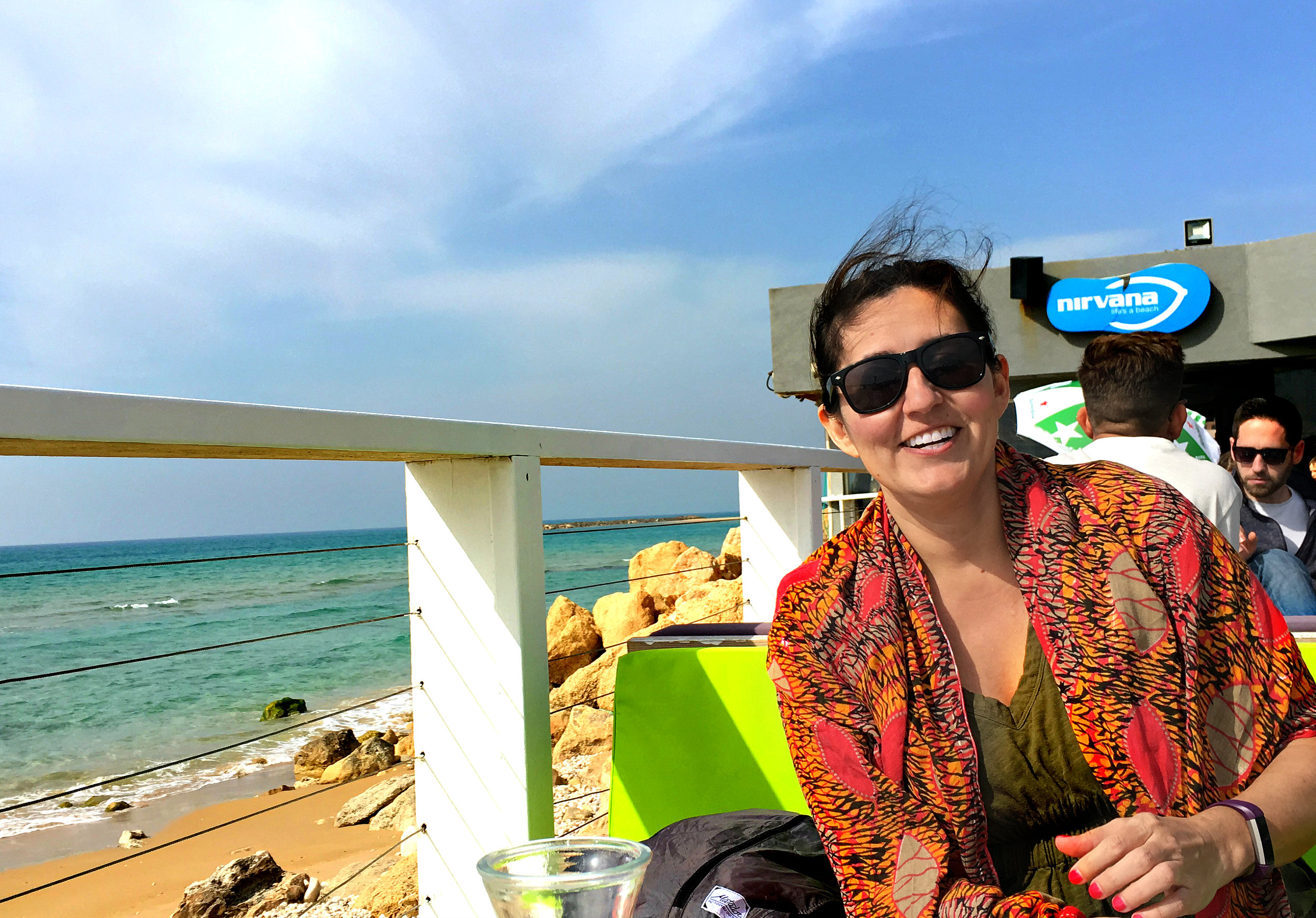 My Good Friend at Dado Beach