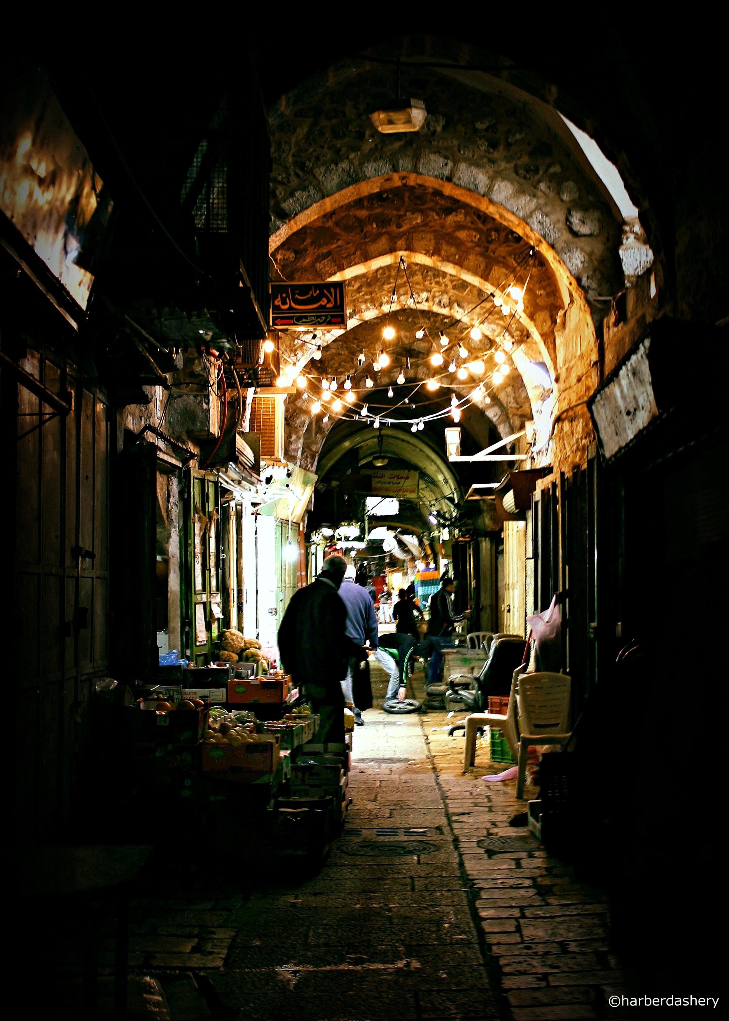Old City Steet