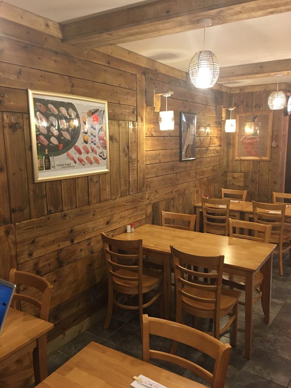 Aburi Japanese restaurant in Colchester, Essex where to eat in essex