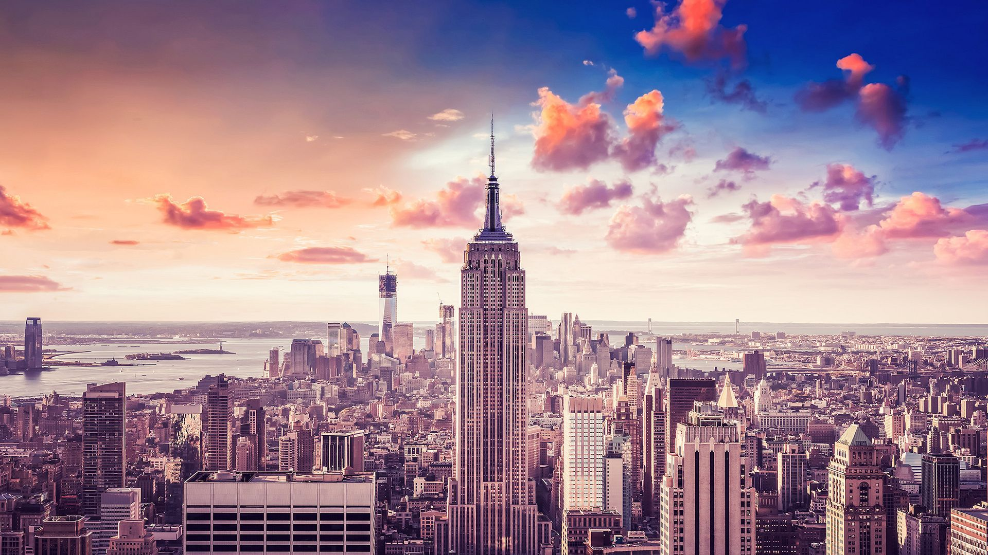 New Flights to New York from Stansted Airport Essex Travel