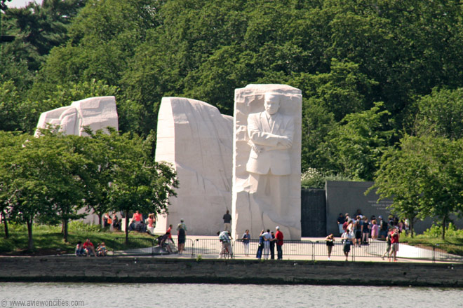 Washington US fly from Stansted to the US capital  Martin Luther King
