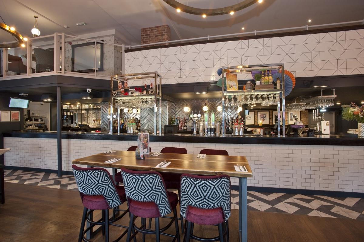 Slug & Lettuce Brentwood Restaurants in Essex
