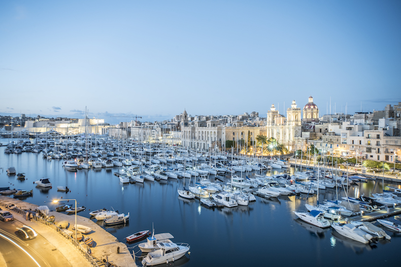 fly to Malta from Southend Airport in Essex