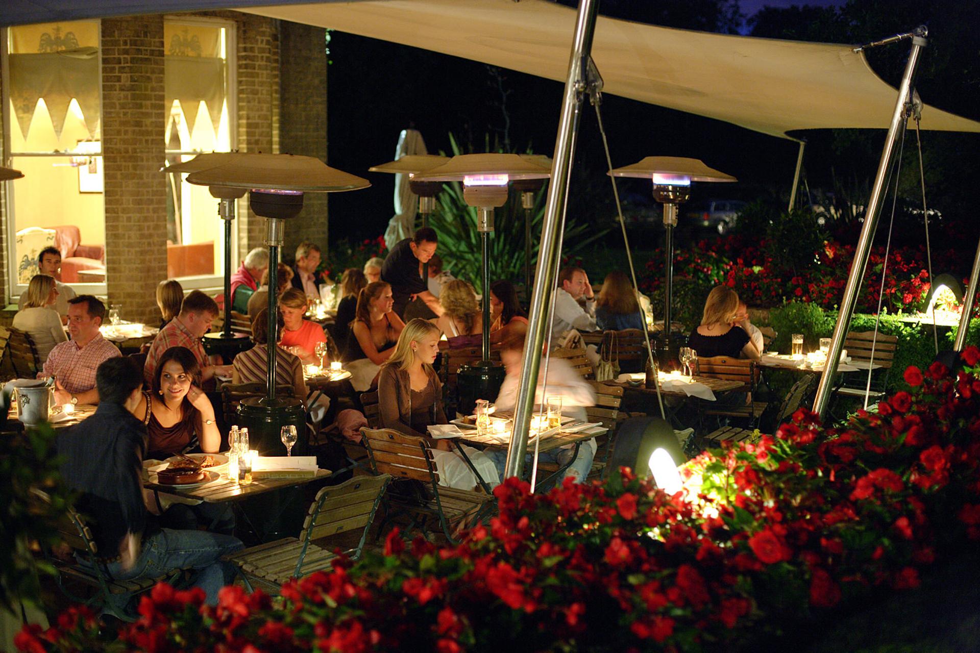 Milsoms restaurants in essex