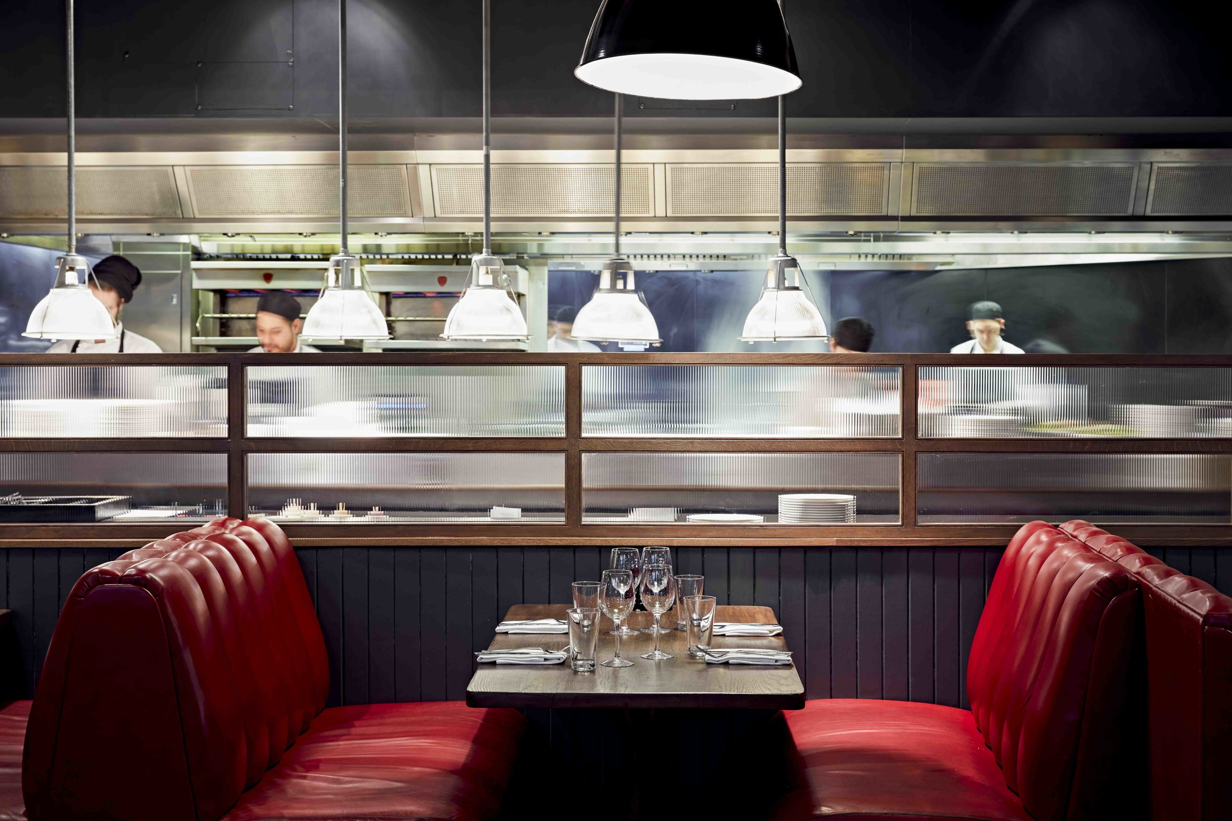 the Hoxton Grille Shoreditch where to eat in East London