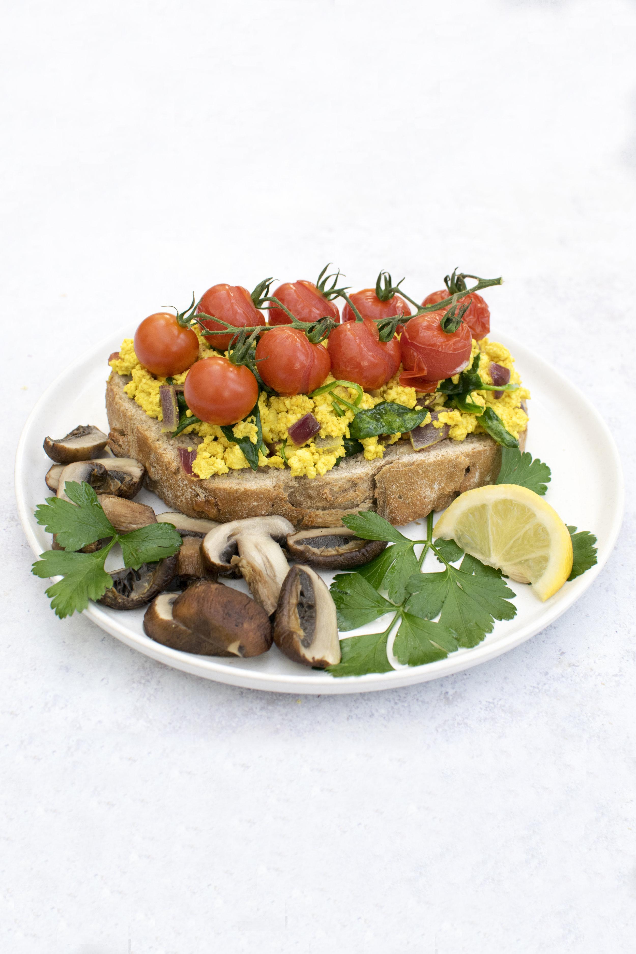 eat organic in east london