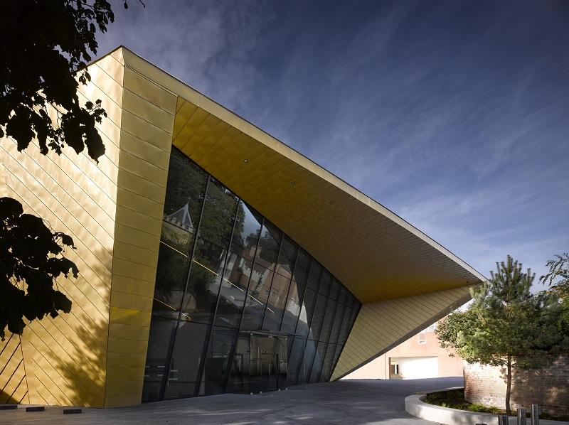 Firstsite arts venue in colchester essex