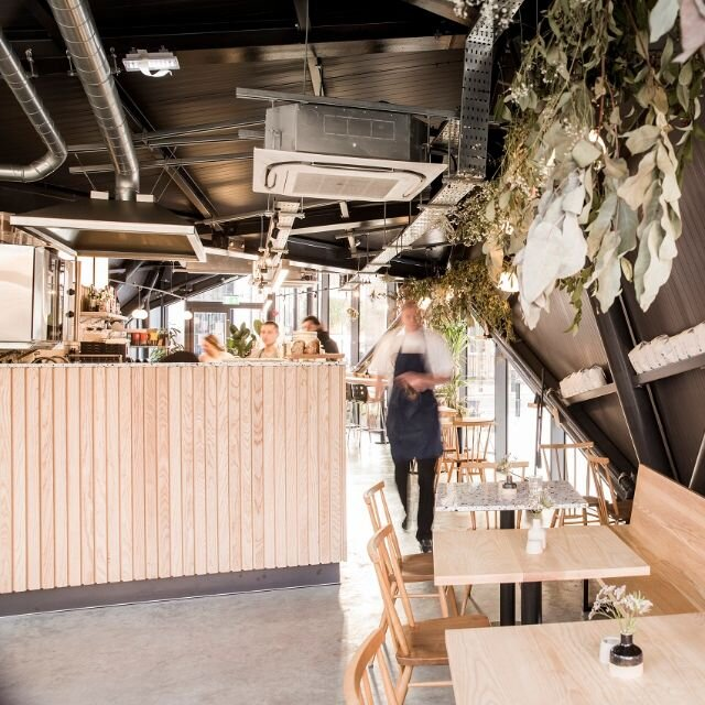 Where to eat in East London Crispin Shoreditch