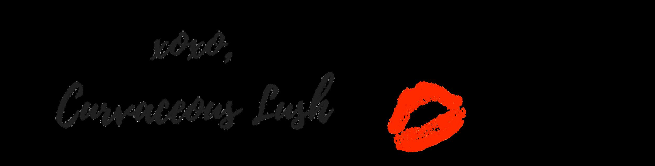 xoxo Curvaceous Lush