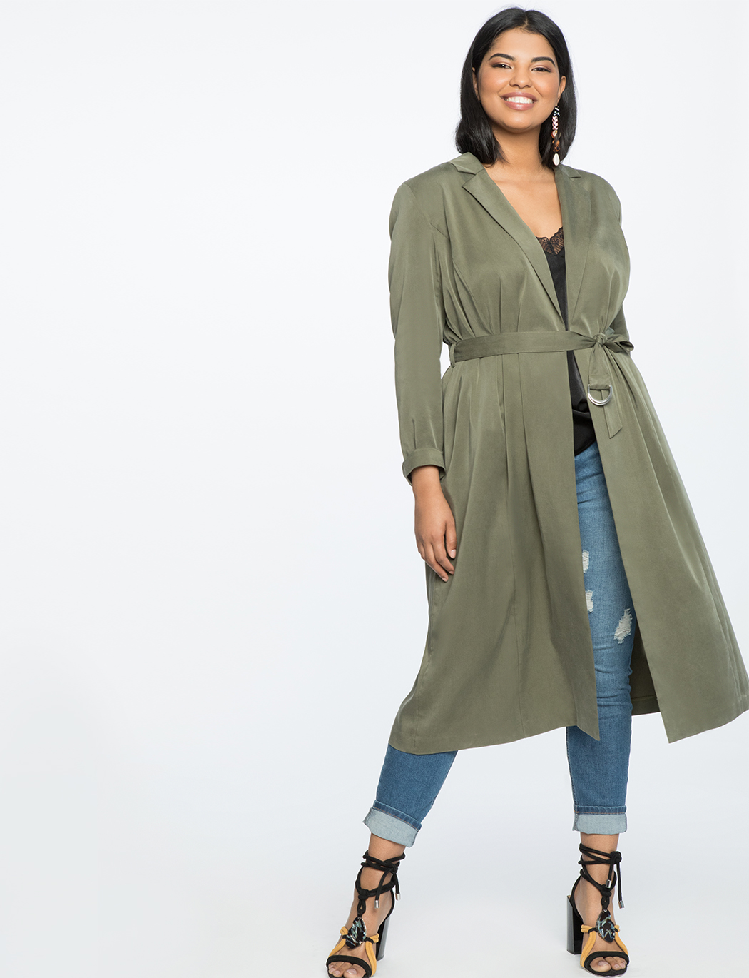 Summer Trench