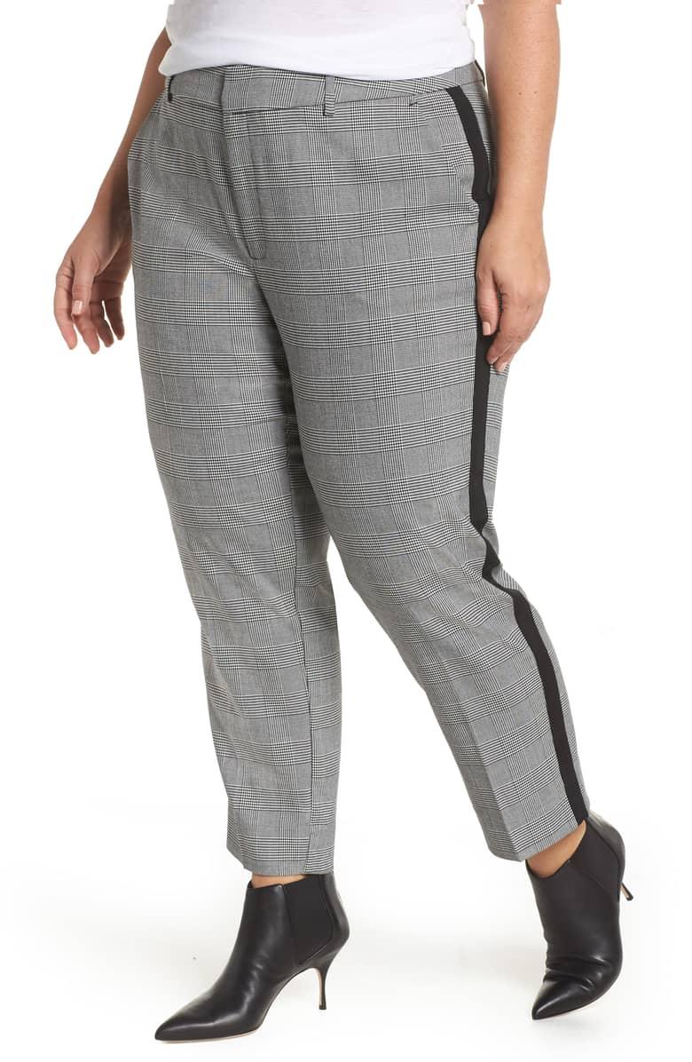 Rachel Roy Side Stripe Pants