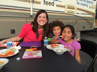 Food Shuttle meals at Read and Feed