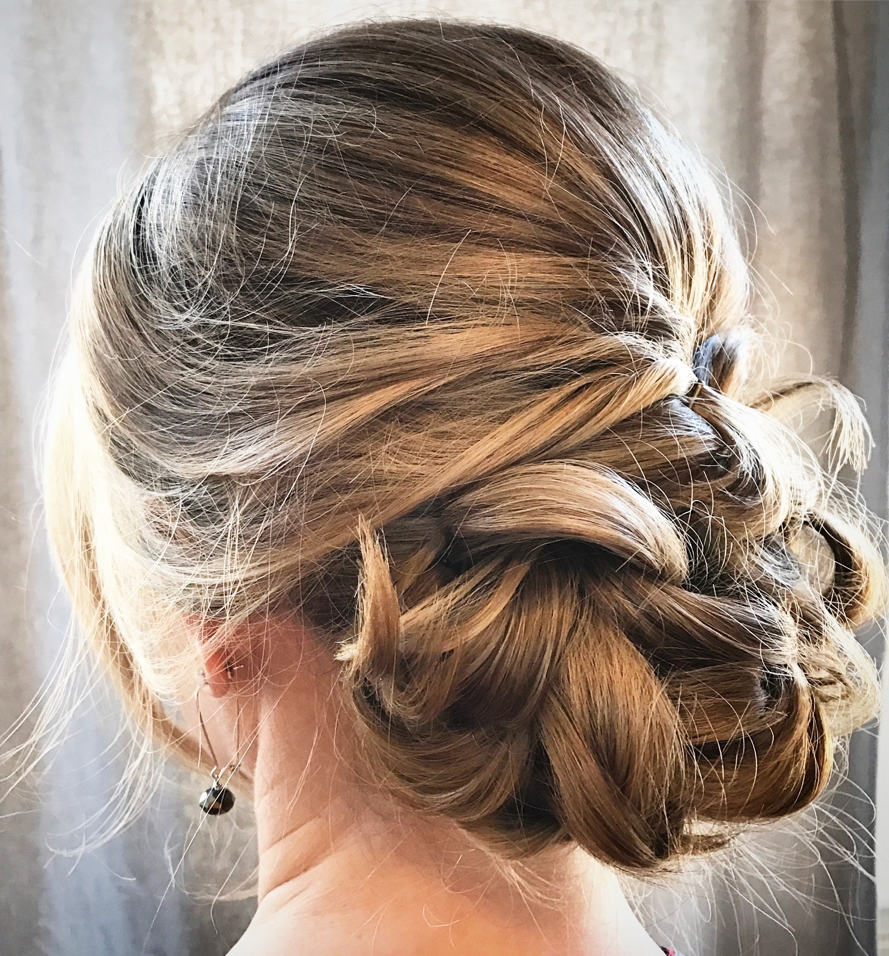 Hair Salon Services - Women's Up-Do & Braids