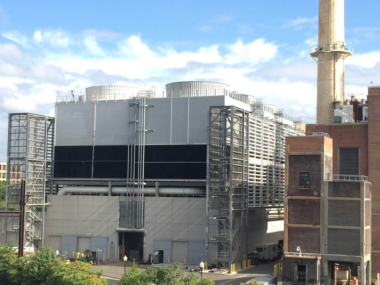 New Cooling Tower
