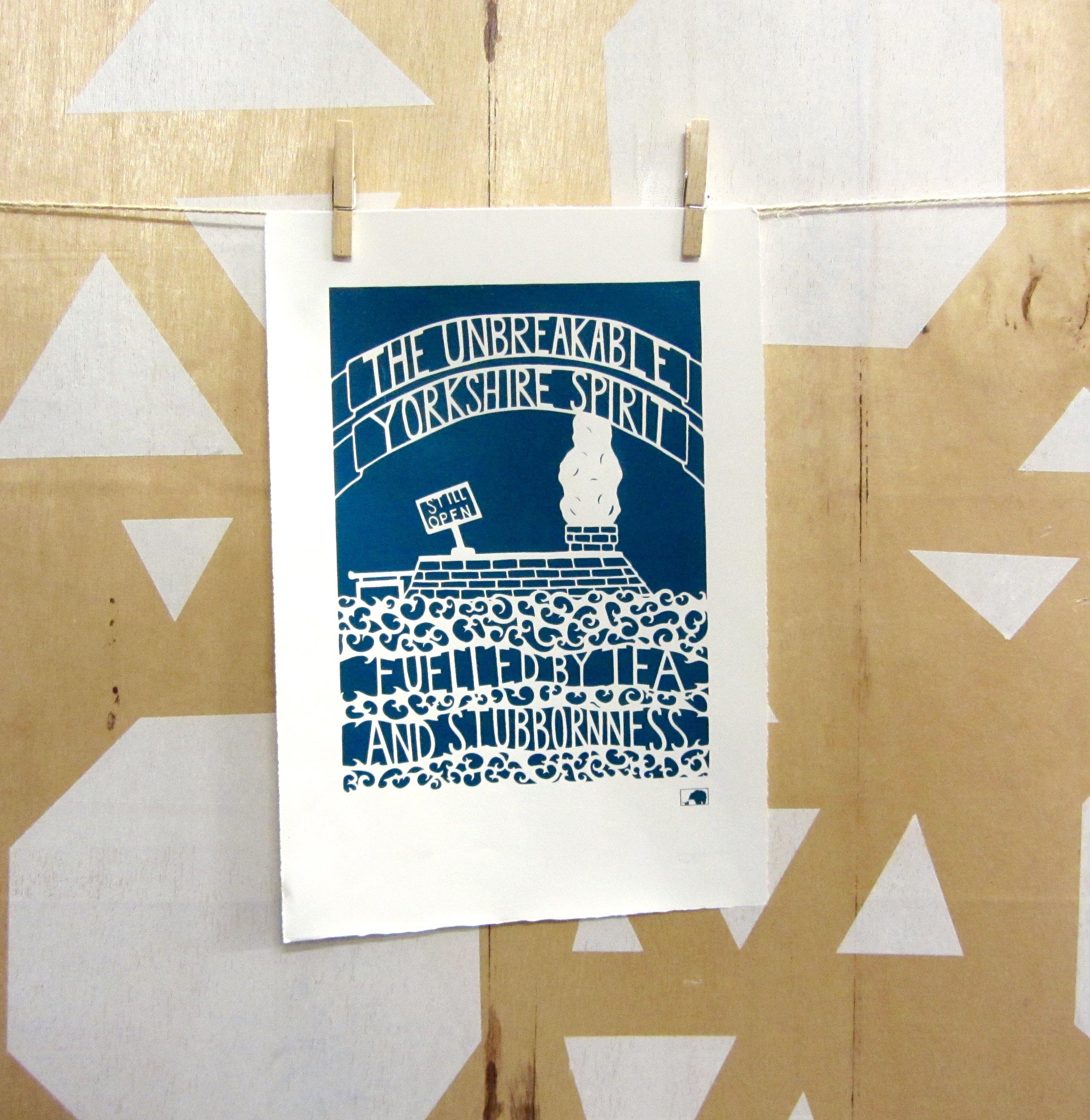 artist screen printing