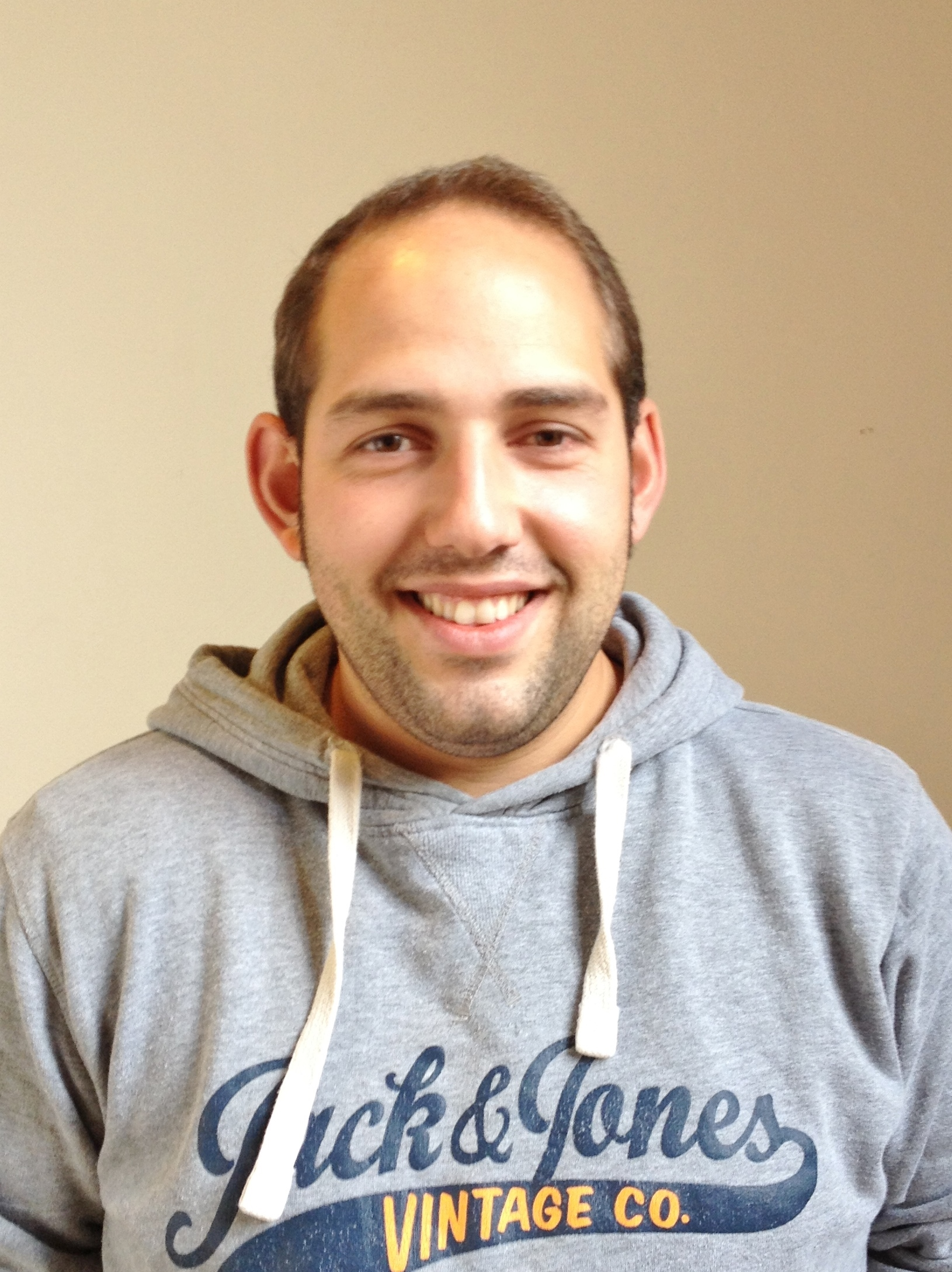 Adrian Abramian - Youth Pastor
