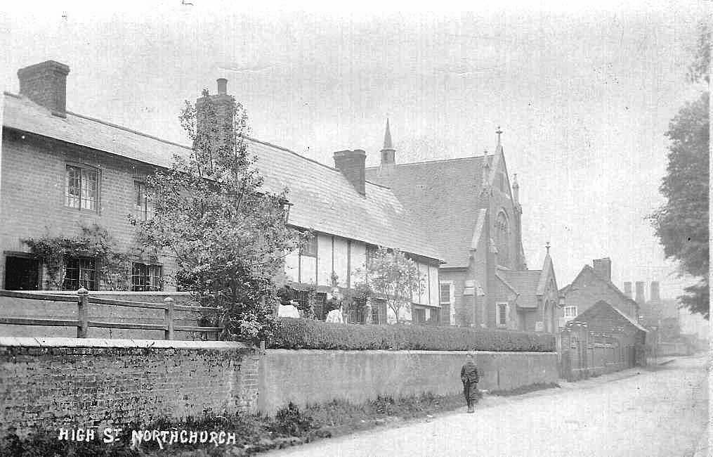 Northchurch Baptist Chapel 1900
