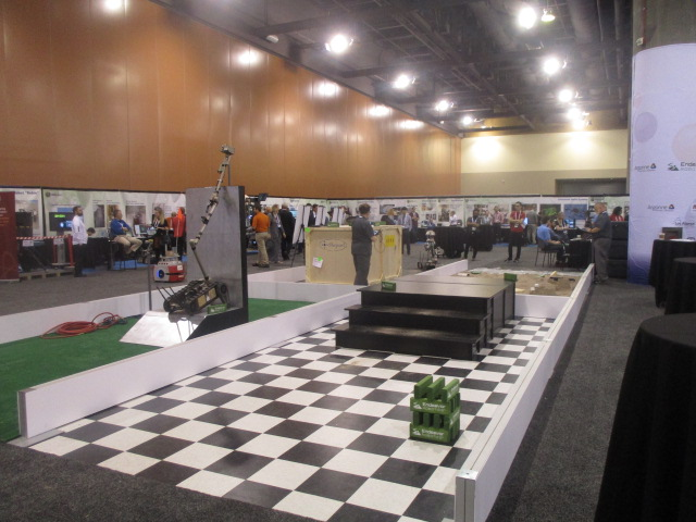 Robot Demo Area.JPG