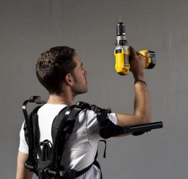 Exoskeletons, Construction