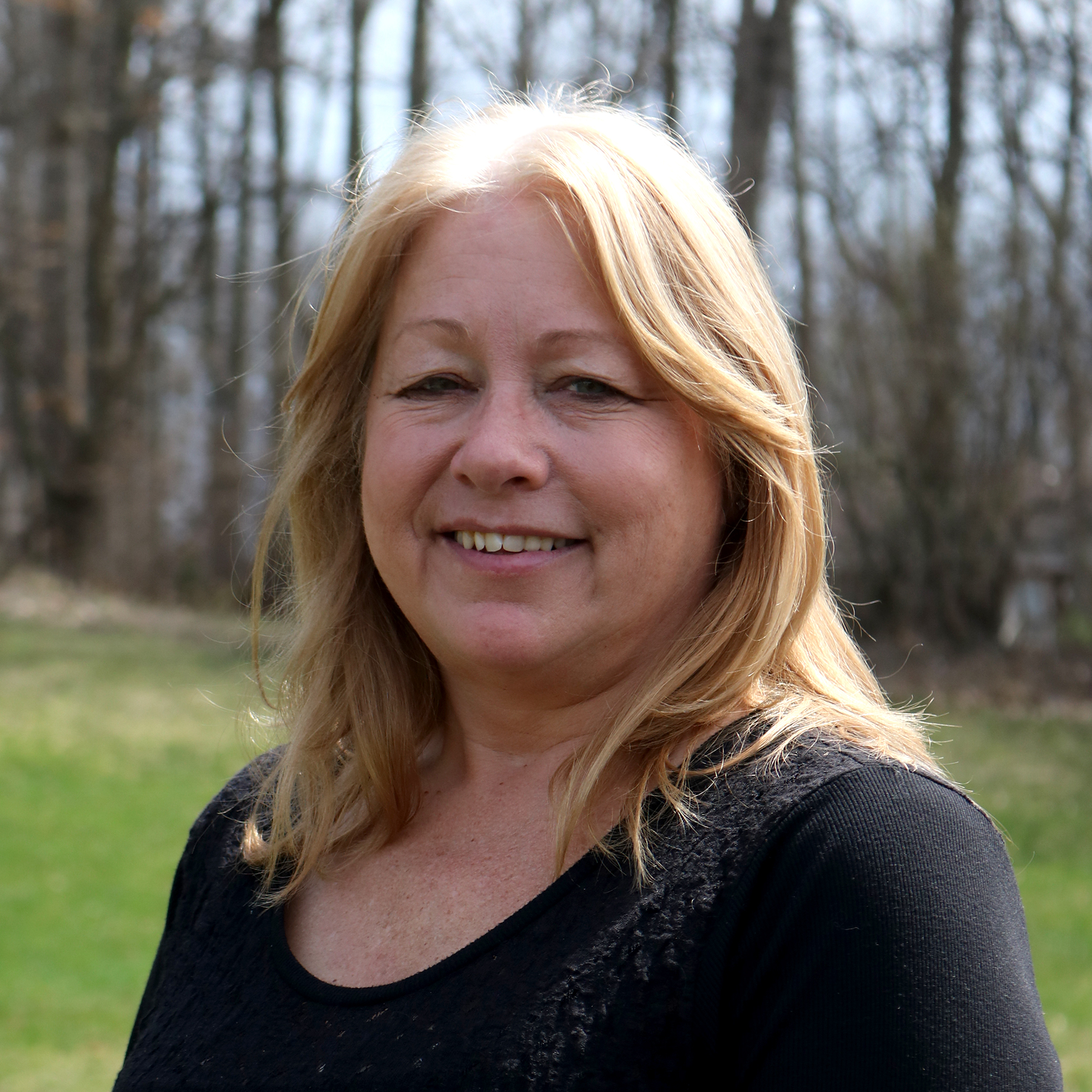 Charlene Gawronski   Main Office  E-Mail:  cgawronski@kwoods.org   Mrs. Gawronski came to work at Kensington Woods in 2014 and loves working at KWoods. Before coming to Kensington Woods, Mrs. Gawronski worked as an Administrative Secretary in a corporate office for 6 years before taking a leave to raise her family. She also worked as a Secretary and Library Services Coordinator at Howell Public Schools for 6 years and owned a party store in Webberville. Mrs. Gawronski's youngest daughter graduated from KWoods in 2011.  In her off time she love to ride her horses, hunt, camp, and metal detect. She recently startedto master the art of fly fishing.