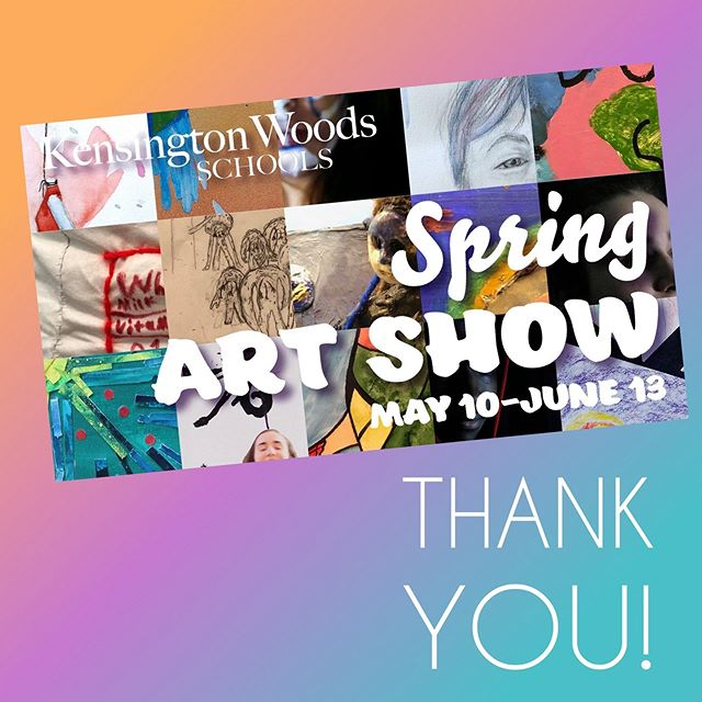 Thank you to everyone who came and supported our artists last night! If you couldn't make it, the show will be on view through June 13 (which is Project Term Open House!)