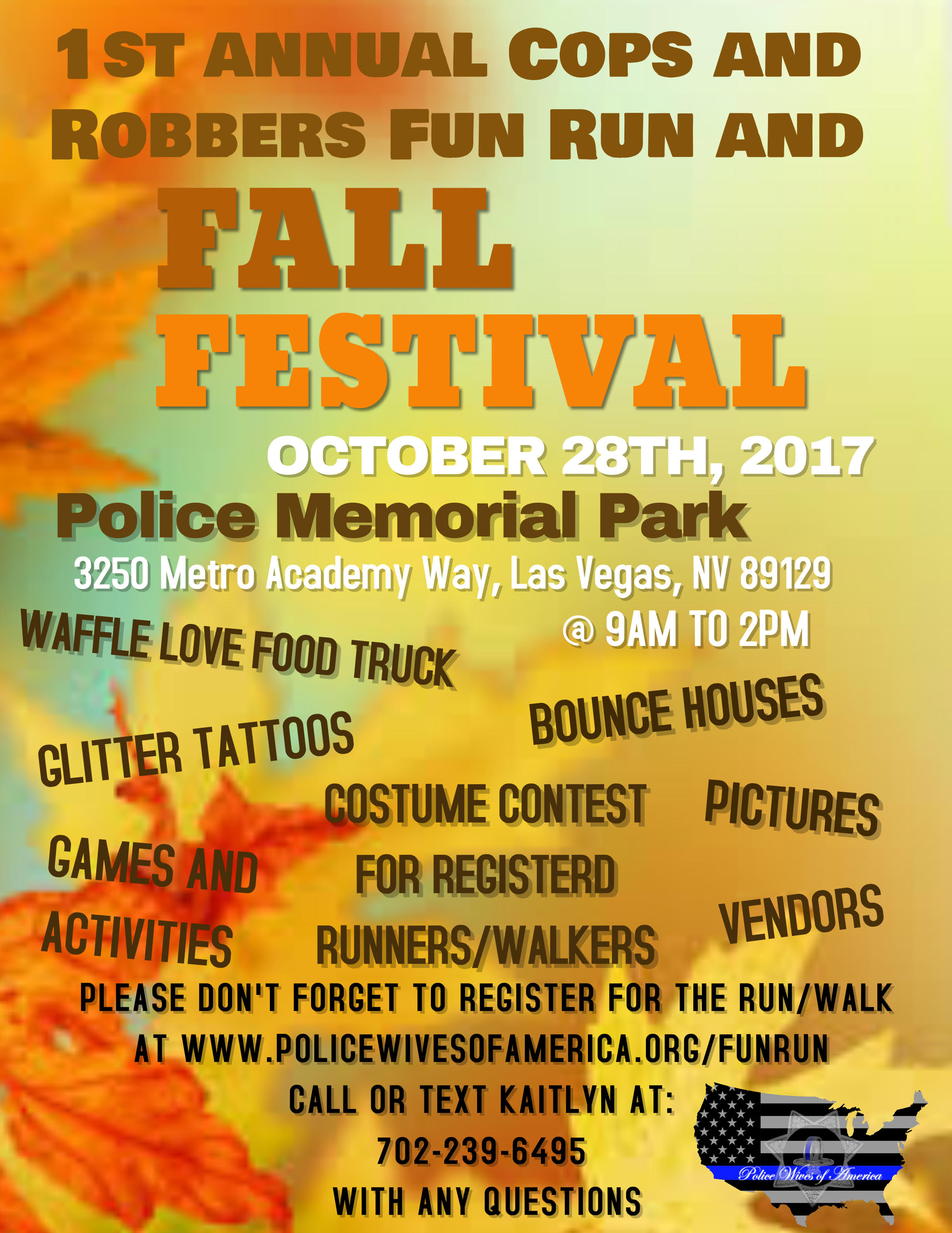 Fun Run and Fall Festival
