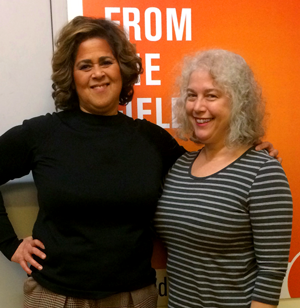 Backstage With anna deavere smith