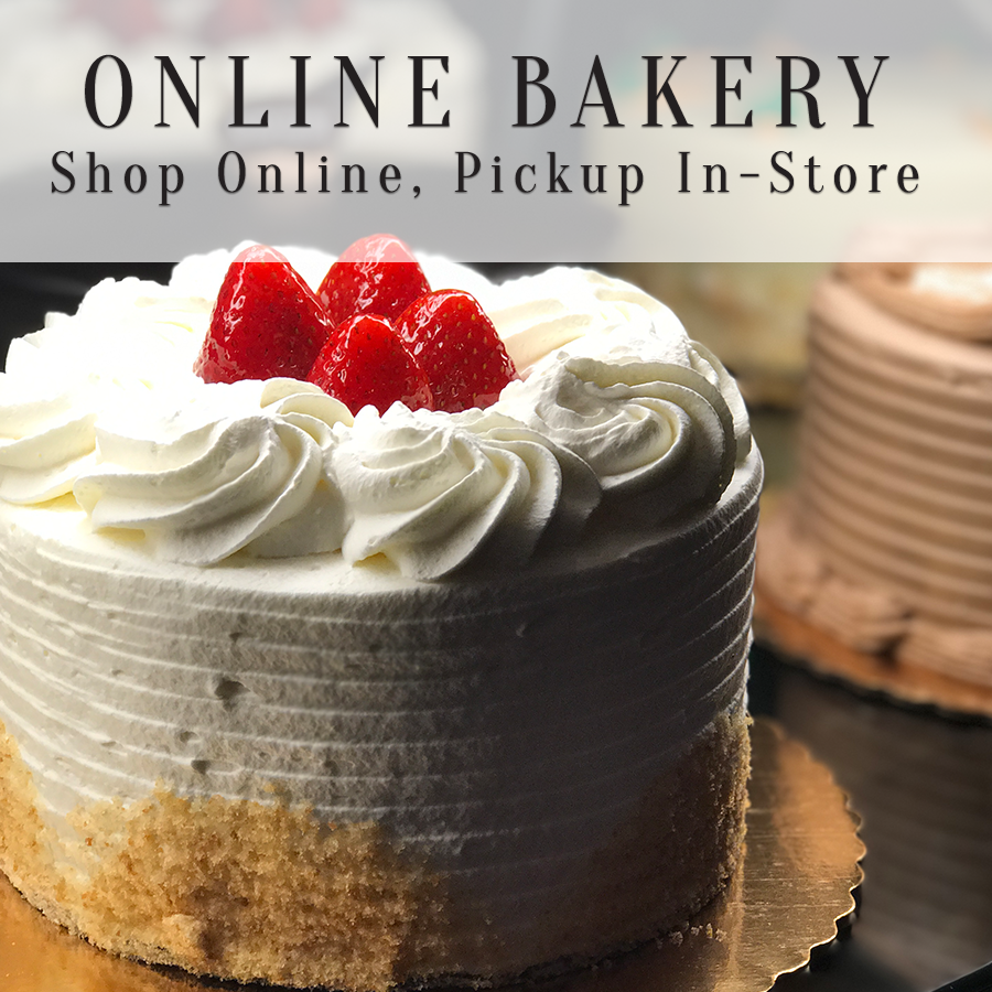 PH: 603.929.0774 - Now you can shop select cakes, cookies and cupcakes online and schedule a pickup at any of our locations.CLICK HERE TO LEARN MORE