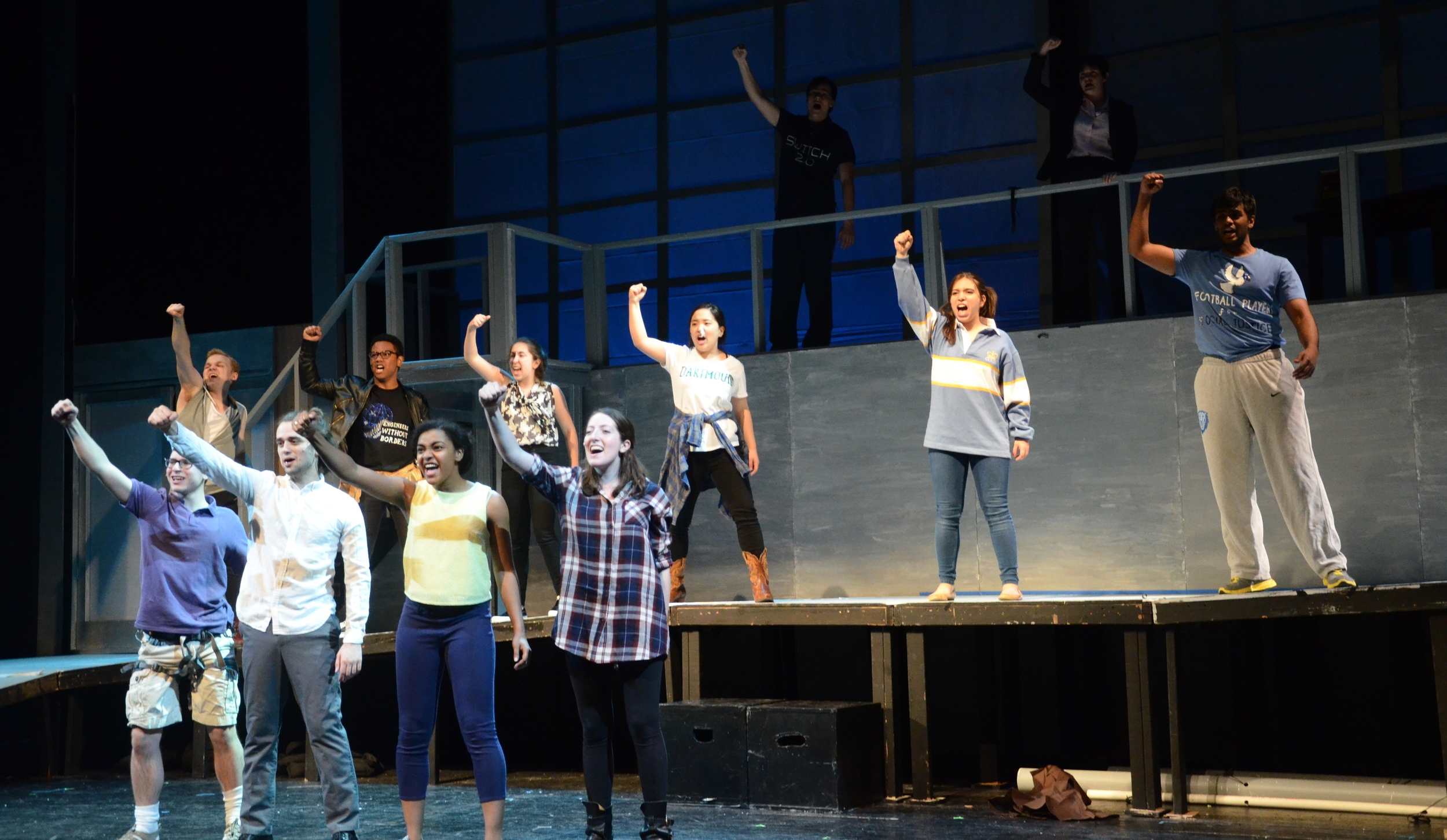 """""""Alma Matters More,"""" The 121st Annual Varsity Show"""