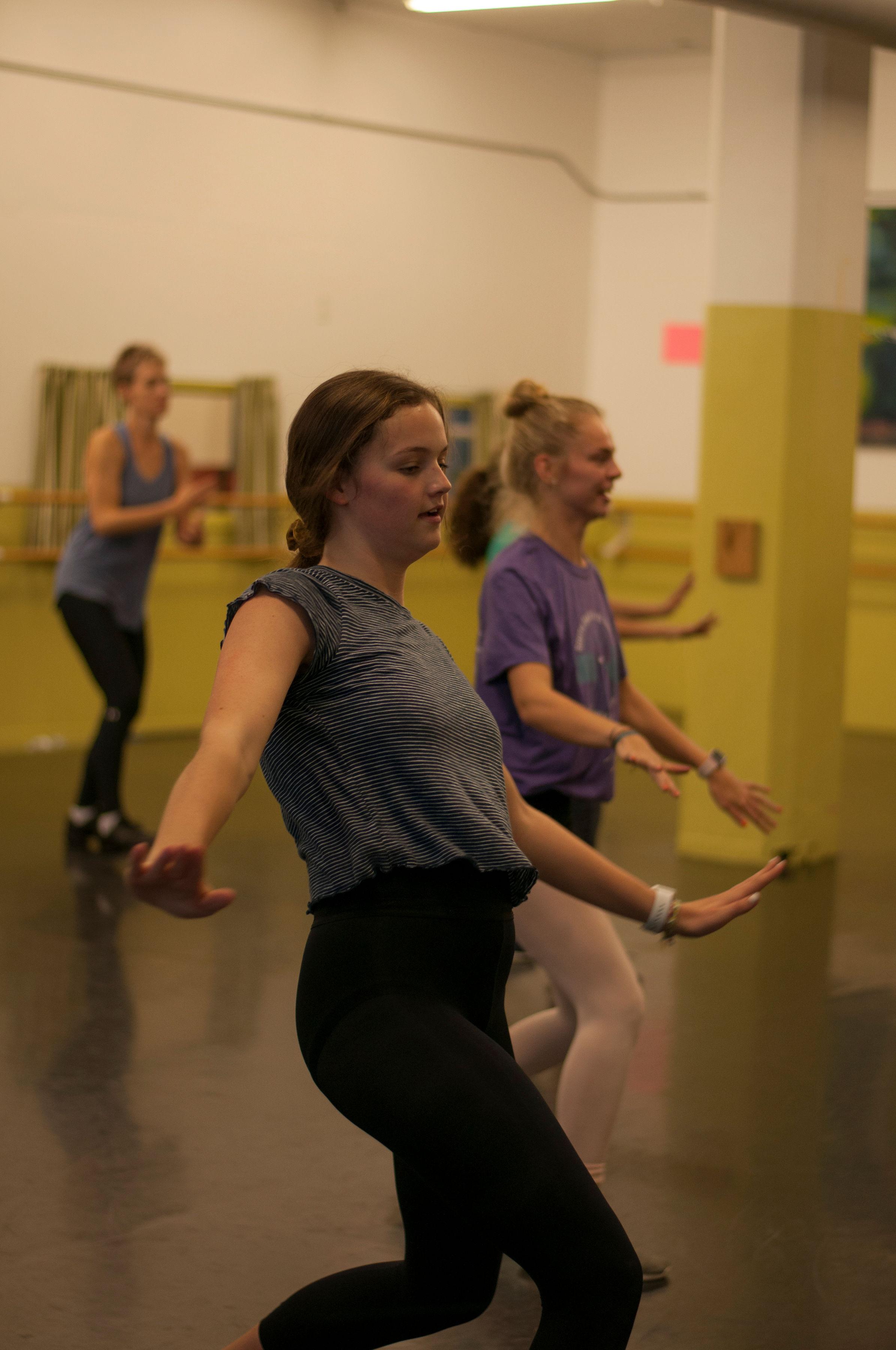 Broadway, Hip-Hop & Tap — Dance Gallery of South Dakota - A