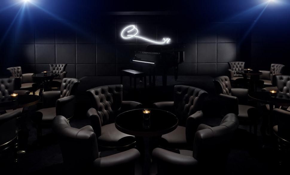 Q's Bar, Palazzo Versace, Dubai, UAE