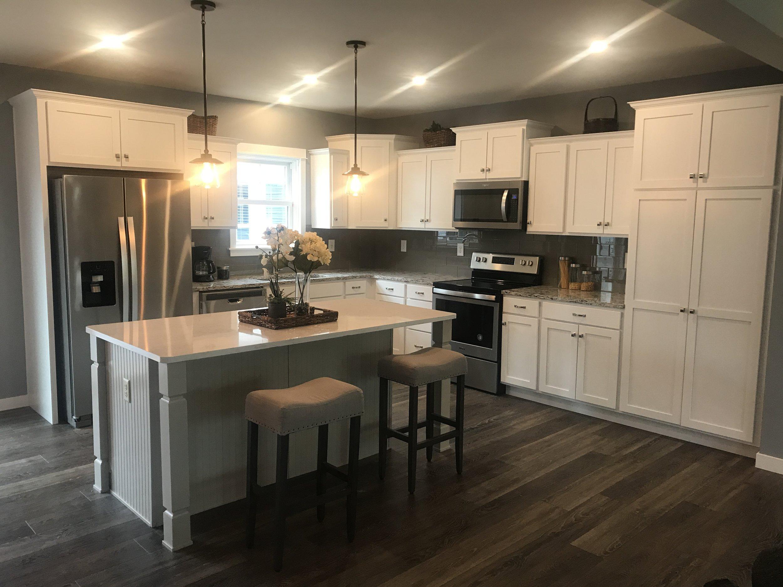 Display Homes — Clear Creek Homes